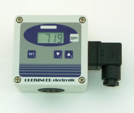 EASYBus-CO2-Sensormodul   EBG-CO2-1R