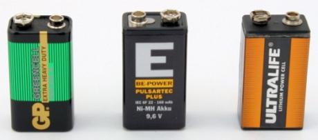 Ersatzbatterie GB 9 V