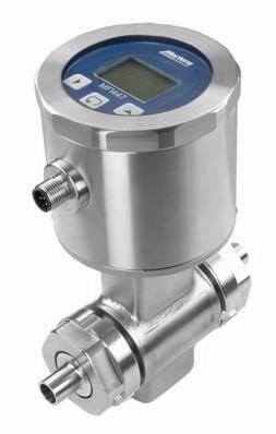 magnetisch-induktiver Durchflussmesser MFI447