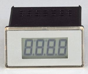 frei skalierbare µP-Anzeige GIA 0420 N / 010 N