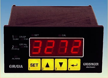 Universalanzeigegerät GIA 2000