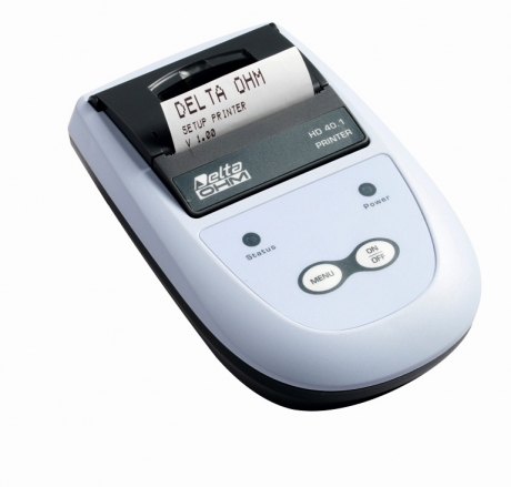 tragbarer Thermodrucker HD-40-1
