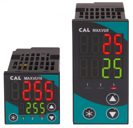 Temperaturregelgerät MAXVU 08