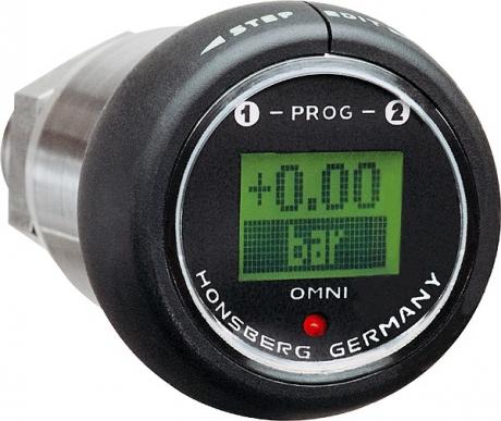 Druckmessumformer/-schalter OMNI-P