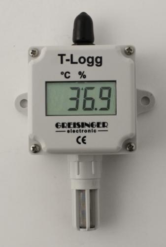 Feuchte-/Temperatur-Logger T-Logg 160