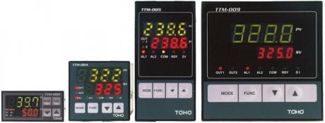 Temperaturregler TTM-002, -004, -005, -009