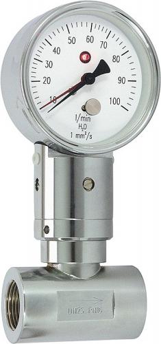 Durchflussmesser Fluvatest UZ-...GM/GK
