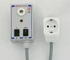Alarmschutzgerät mit oder ohne Alarmgeber und Relais-Schaltausgang ALSCHU 480