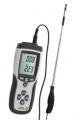 Thermisches Anemometer mit Temperaturanzeige TA 888N
