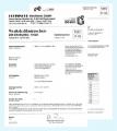 ISO-Kalibrierschein pH - WPP 3