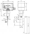 Durchflusswächter Fluvatest CRG-025H