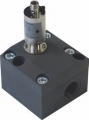 Durchflusstransmitter / -schalter FLEX-VHZ