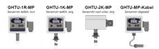 Luftfeuchte- und Temperatur-Messumformer GHTU-...-MP