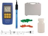 Komplettset zur pH- / Temperaturmessung   GMH 3511-SET125