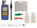 Komplettset zur pH- / Redox- / Temperaturmessung | GMH 3551-SET100