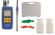 Komplettset zur pH- / Redox- / Temperaturmessung | GMH 3551-SET125