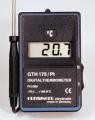 Präzisions-Taschenthermometer mit Pt1000-Fühler GTH 175 PT