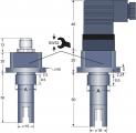 2-Elektroden Leitfähigkeits-Messzelle LF 2603