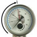 Durchflussmesser Novatron TZ1-...EM/EK