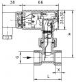 Durchflusswächter Fluvatest UM3K-...M/K